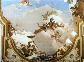 The Apotheosis of the Pisani Family
