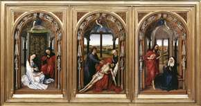 Mary Altarpiece (Miraflores Altarpiece)