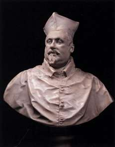 Bust of Scipione Borghese