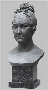 Bust of the Empress Marie-Louise
