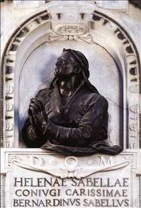 Tomb of Elena Savelli