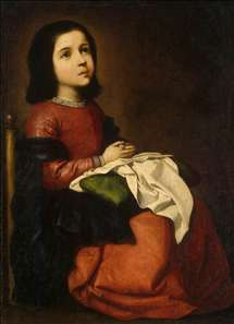 Childhood of the Virgin