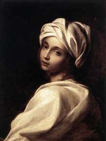 Portrait of Beatrice Cenci