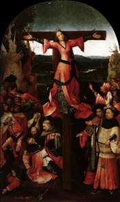 Triptych of the Martyrdom of St Liberata (central panel)