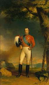 Portrait of Duke of Wellington