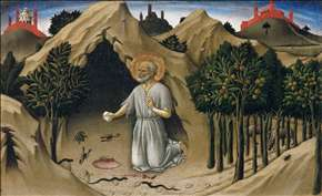 Scenes from the Life of St Jerome