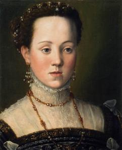 Archduchess Anna, Daughter of Emperor Maximilian II
