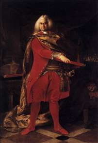 Portrait of the Nobleman Francesco Falier