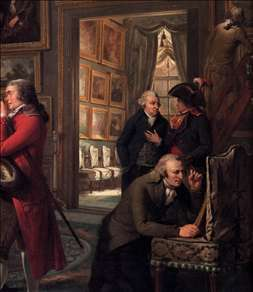 The Art Gallery of Jan Gildemeester (detail)