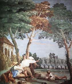 Peasants at Rest
