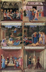 Paintings for the Armadio degli Argenti