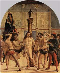 The Scourging of Christ