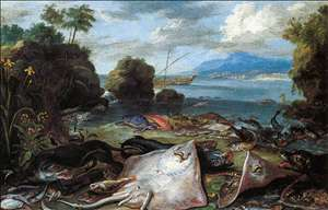 Fishes on the Seashore