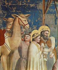 No. 18 Scenes from the Life of Christ: 2. Adoration of the Magi