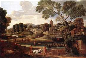 Landscape with the Funeral of Phocion