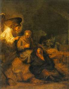 The Dream of St Joseph