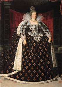 Marie de Médicis, Queen of France