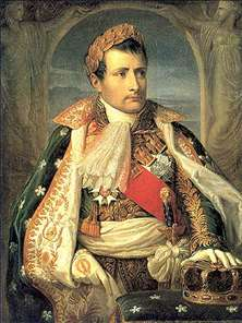 Napoleon, First King of Italy