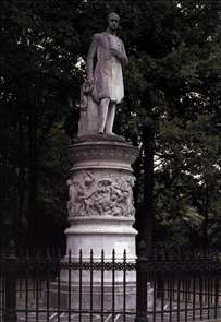 Monument to King Frederick William III of Prussia