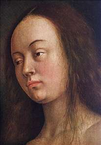 The Ghent Altarpiece: Eve