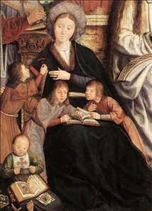 St Anne Altarpiece