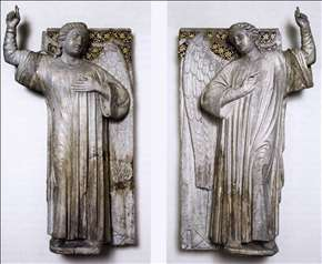 Tomb of Boniface VIII (fragments)