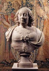 Portrait Bust of Johanna Doré