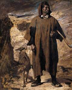 Castilian Mountain Shepherd
