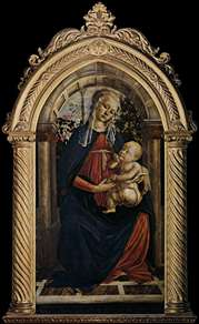 Madonna of the Rosegarden (Madonna del Roseto)