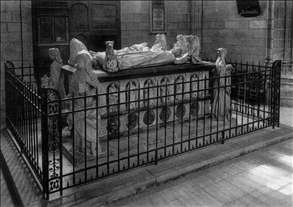 Tomb of Francis II of Brittany and his Wife Marguerite de Foix