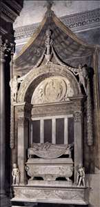 Tomb of Carlo Marsuppini