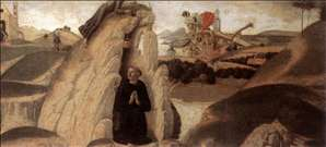 Three Episodes from the Life of St Benedict (1)