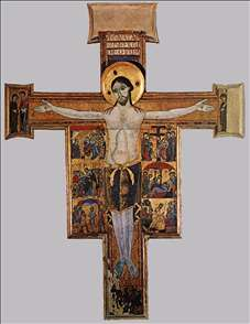 Crucifix with the Stories of the Passion
