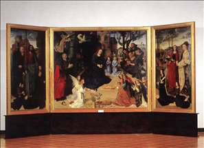 Portinari Triptych (framed)