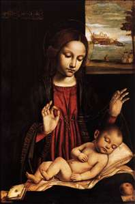 Virgin of the Veil (Madonna del Velo)
