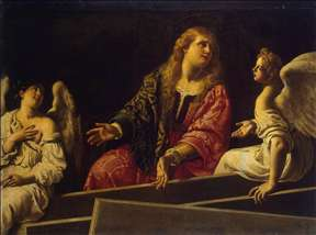 Mary Magdalene at the Tomb
