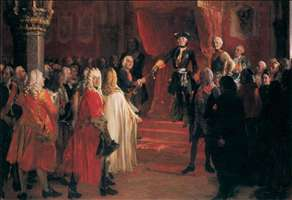 The Allegiance of the Silesian Diet before Frederick II in Breslau