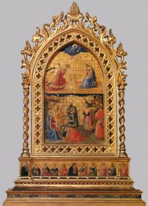 Annunciation and Adoration of the Magi