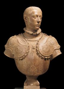 Bust of Francesco I de' Medici