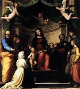 The Marriage of St Catherine of Siena