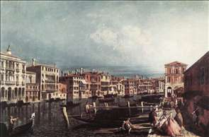 The Grand Canal at San Geremia
