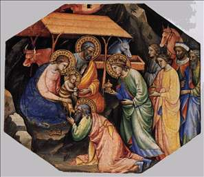 Scenes from the Life of Christ (3)