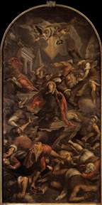 Martyrdom of St Catherine of Alexandria