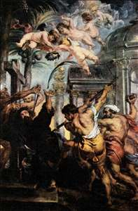 Martyrdom of St Thomas