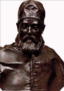 Bust of Pope Urban VIII