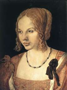 Portrait of a Young Venetian Woman