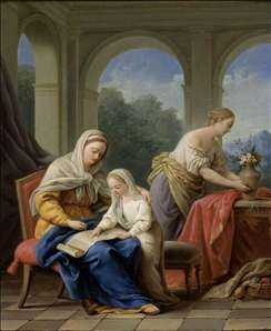 The Education of the Virgin