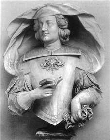 Bust of the Duchess of Mirandola
