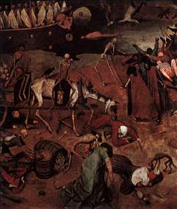 The Triumph of Death (detail)