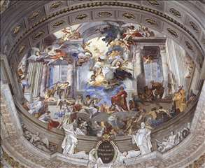 Allegory of the Jesuits' Missionary Work